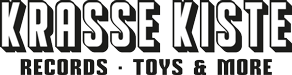 Krasse Kiste – Records, Toys & More – Hamburg Logo