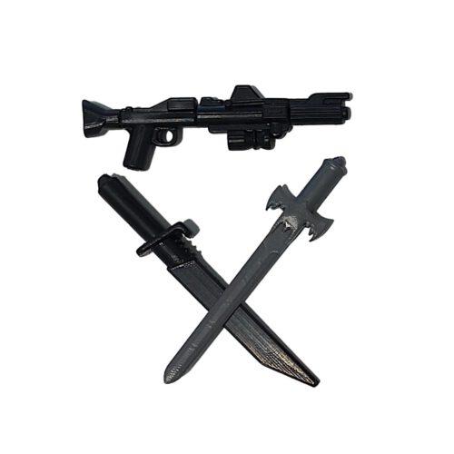 Custom Weapons & Accessories